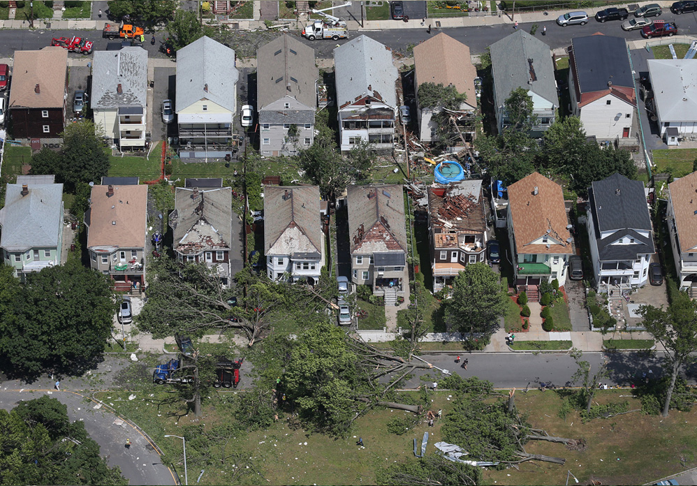 Tornado Damage Pictures Before And After | www.pixshark ...