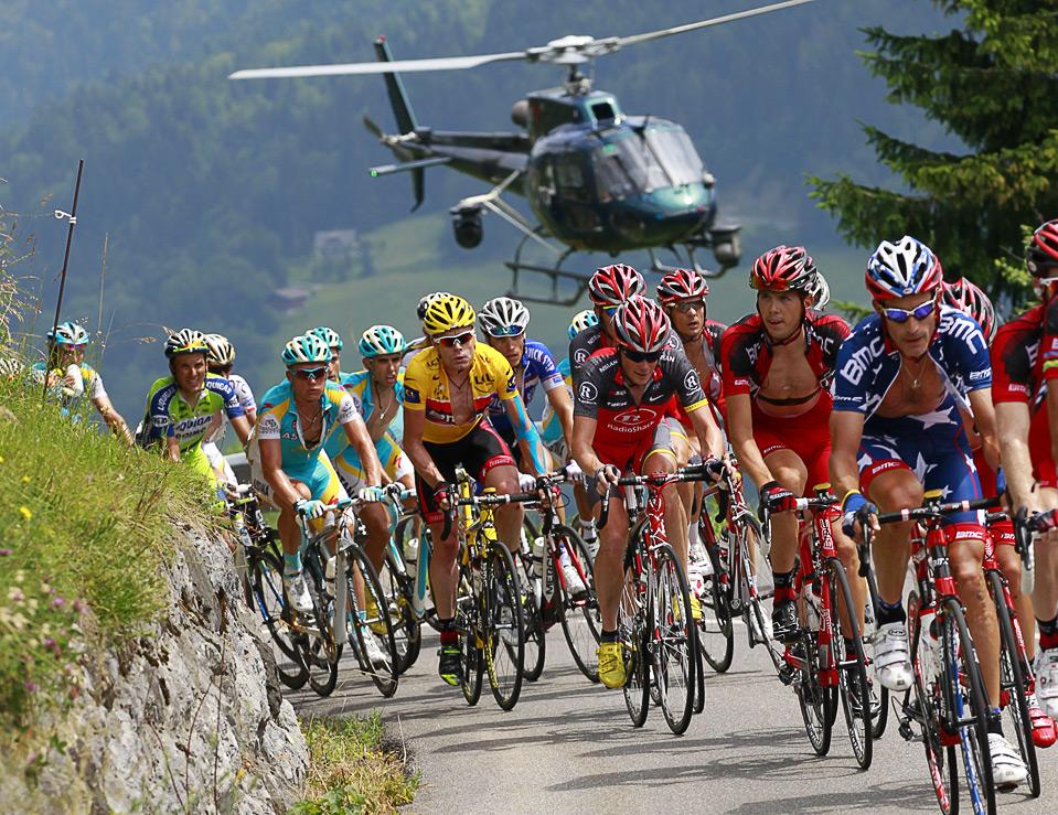 Tour De France GesamtklaГџement