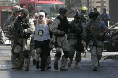 Polish envoy is injured in Baghdad bomb blast - The Boston Globe