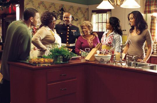 This Christmas Sharon Leal.Family Fueled Angst Comes Home For The Holidays In This