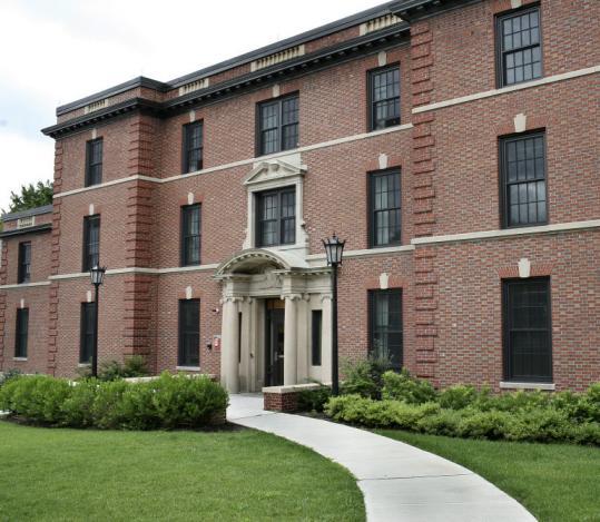 Miraculous Bc Cites Legacy Of Newton Dorms The Boston Globe Interior Design Ideas Gentotryabchikinfo