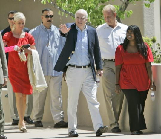 Cindy Mccain Adultery: John Mccain Adopted Daughter