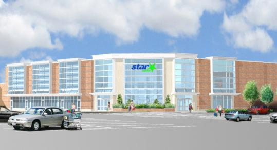 Star Market officials paint green vision for new store - The