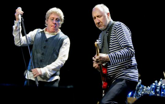 The Who can still hit heights - The Boston Globe
