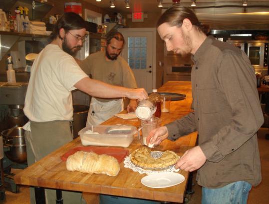 Bakery Helps Community Spirit Rise The Boston Globe