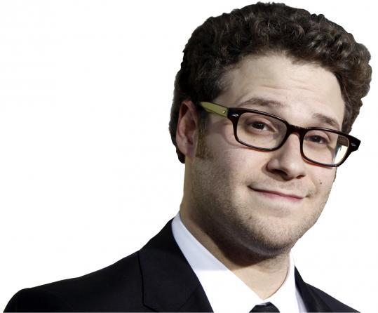 Buddy Holly's Glasses: Seth Rogen