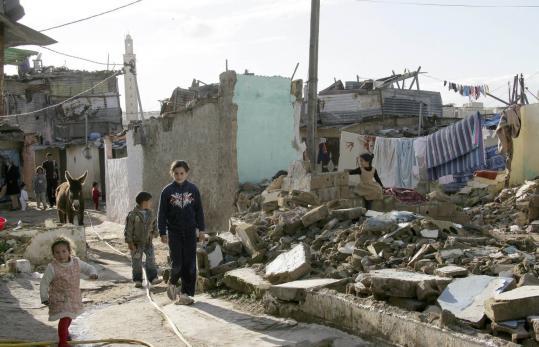 Morocco imagines its capital free of slums - The Boston Globe
