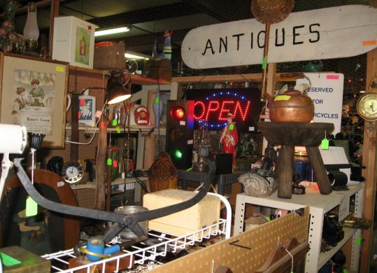 At The Charlton Flea Market And Antiques Center Stalls Are Packed With Old Toys