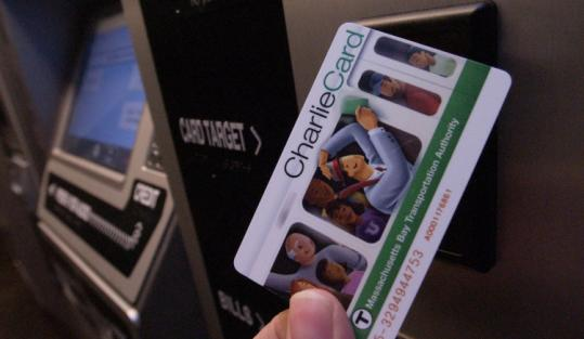 Charlie Card users get new online options - The Boston Globe