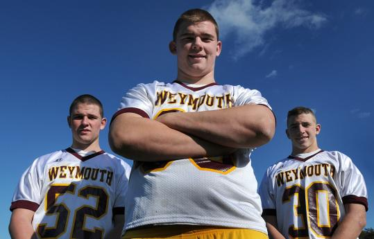 Weymouth High Football Squad Races To 5 1 Start The