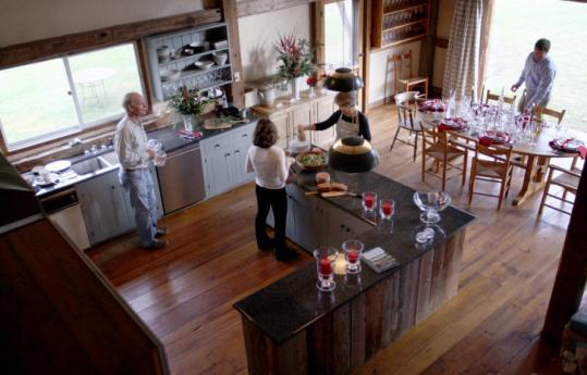 Simon Pearce And Family Craft A Way Of Life In Vermont