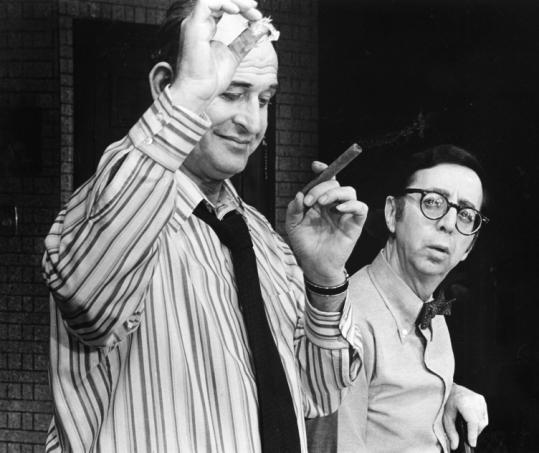 Arnold Stang Prolific Comic Actor Was Berle Sidekick
