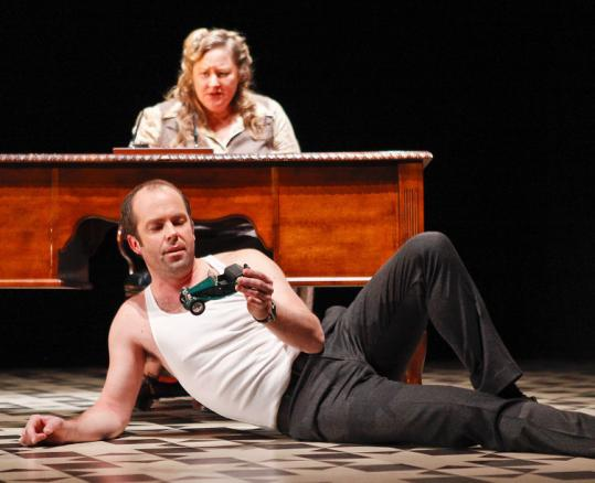 Boston Lyric Opera leaves home with 'Turn of the Screw