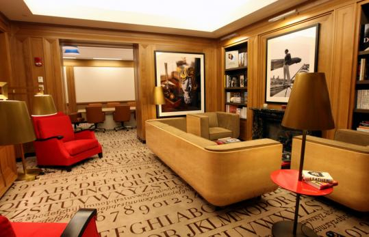 Prosper Assouline S Hotel Library Provides A Study In