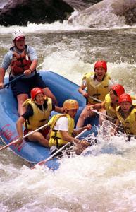 A raft of rivers - The Boston Globe