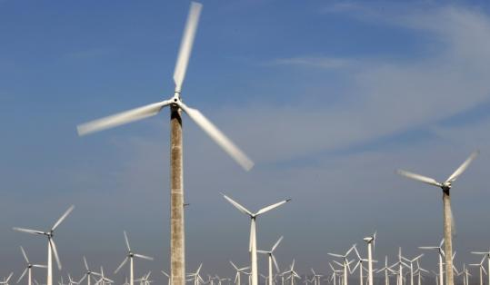 Union fights China's grip on green energy - The Boston Globe