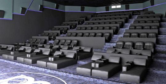 movie theater with couches Theater looks to add comfort by installing diva   Flash Player  movie theater with couches