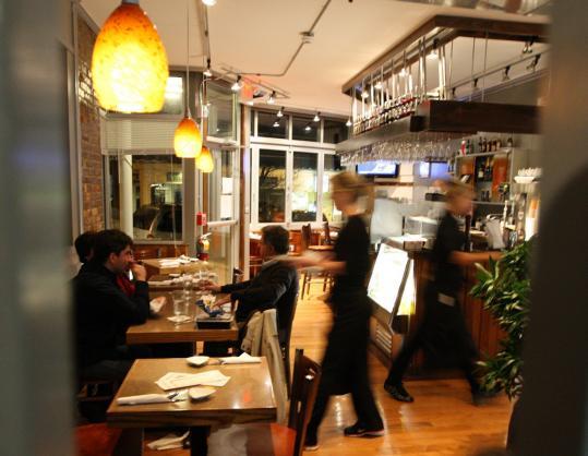 At Bocca Bella Homemade Style Italian Fare The Boston Globe