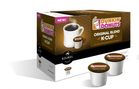 Dunkin' Donuts picks Keurig for single-cup brewing system ...