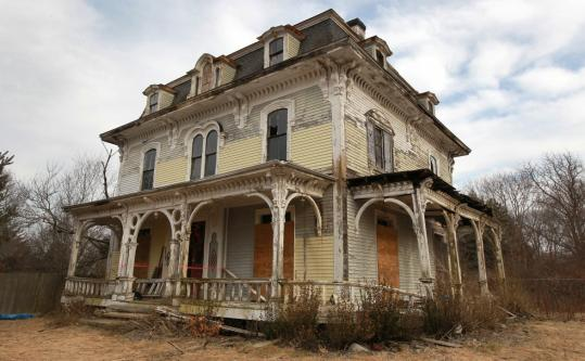 Group Seeks 1 5m In Preservation Funds To Re Simes House For Offices Apartments