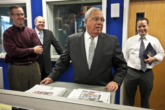 WBZ-AM radio celebrates its 90th birthday - The Boston Globe