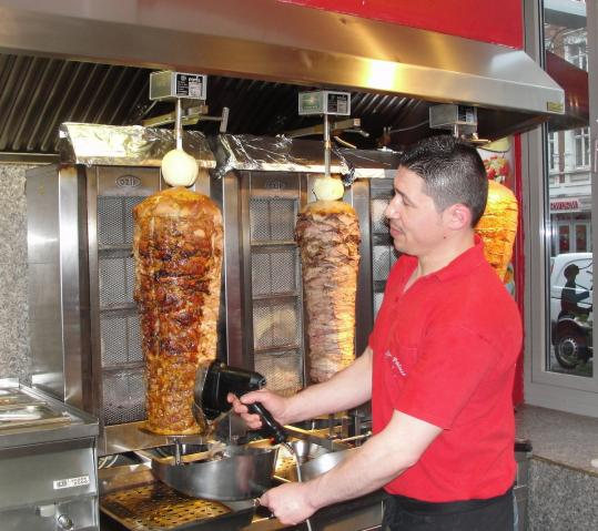 Turkish Sandwich The Doner Becomes A German Staple