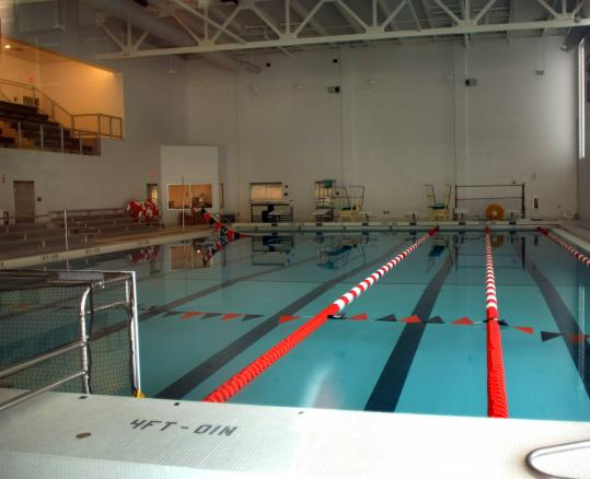 Newton parents, swimmers fight MIAA plan to drop fall teams