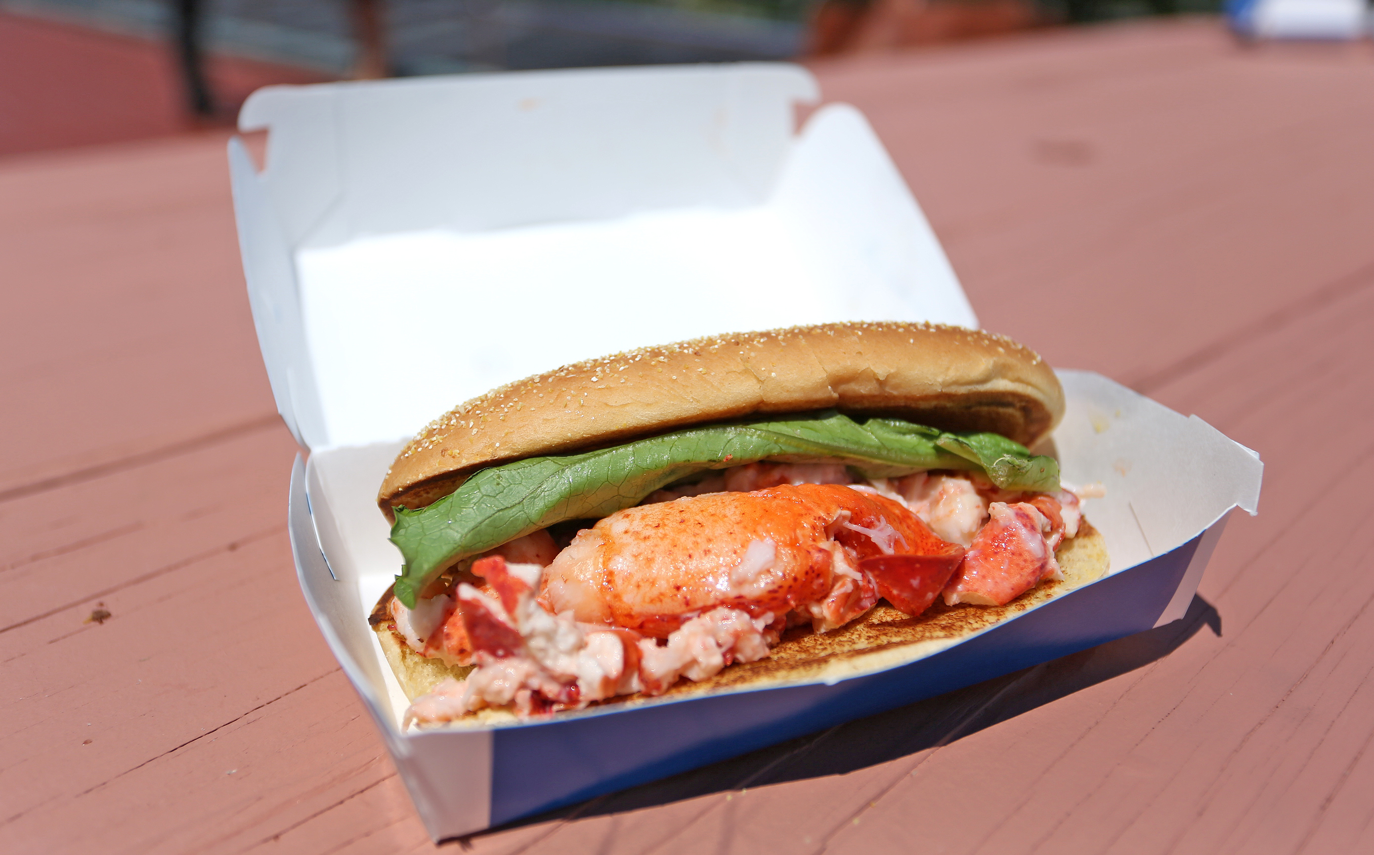 McDonald's now sells lobster rolls in New England