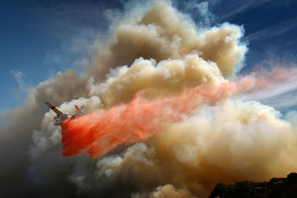 California's Continuing Fires - Photos - The Big Picture