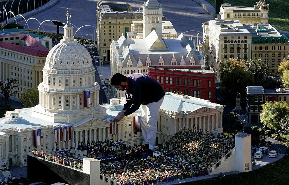 panoramics for inauguration 2009 barack obama