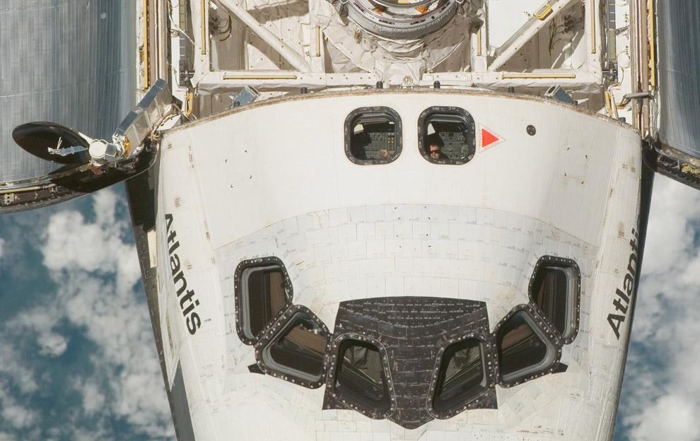 space shuttle cabin crew - photo #18