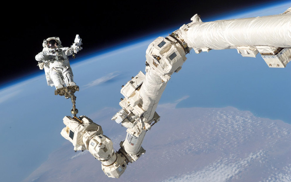 canadian astronaut international space station - photo #35