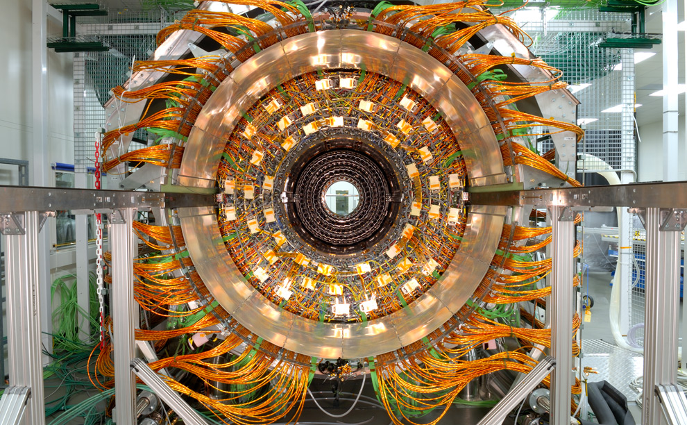 ab2f0a2eb3a Large Hadron Collider nearly ready - Photos - The Big Picture ...
