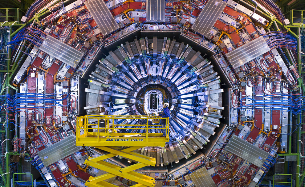 Large Hadron Collider Nearly Ready Photos The Big