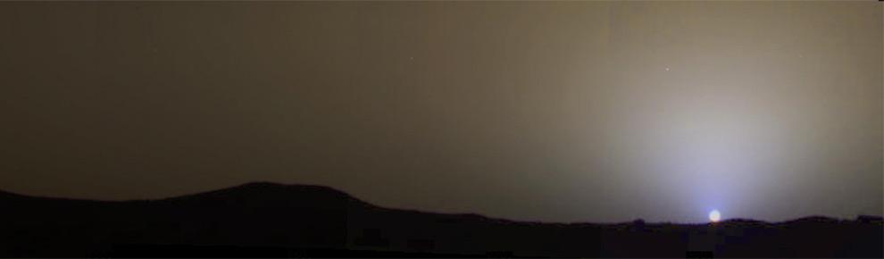 Martian Skies Photos The Big Picture Boston Com
