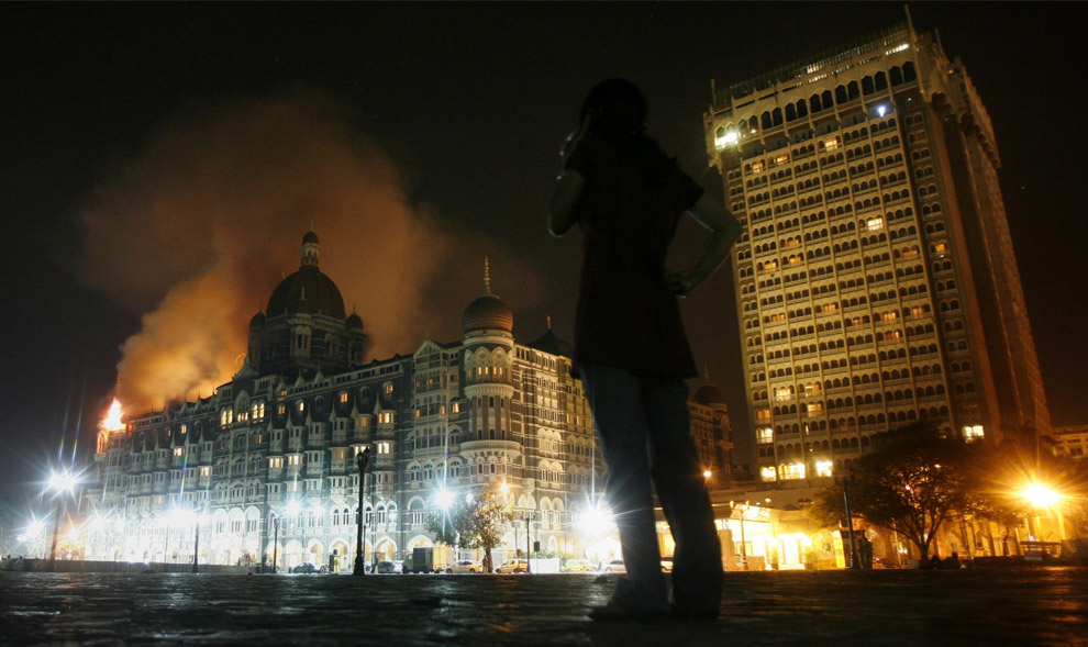 Mumbai Under Attack Photos The Big Picture Boston