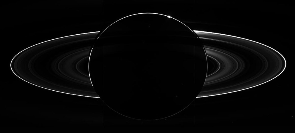 Cassini Nears Four-year Mark - Photos - The Big Picture ...